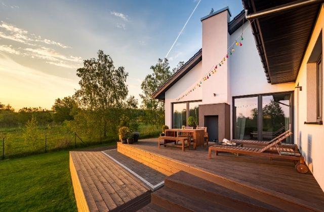 Dom zaprojektowany przez architekta w Dębicy
