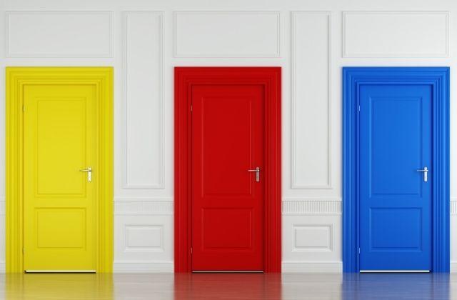 Drzwi w Bochni